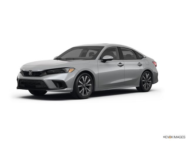 New 2022 Honda Civic Sedan in Westerville, OH