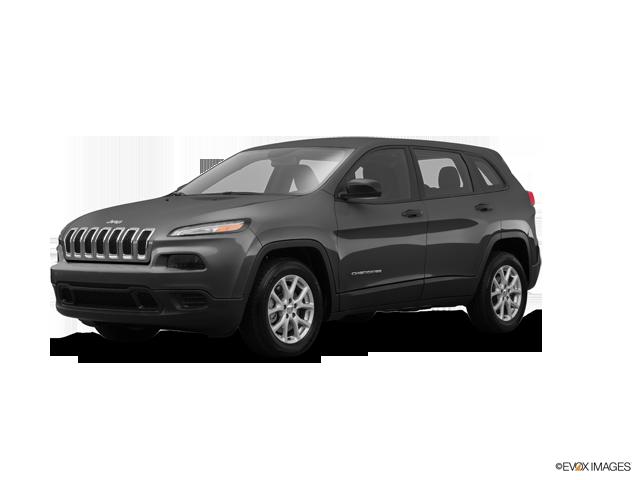 Used 2015 Jeep Cherokee in Tulsa, OK