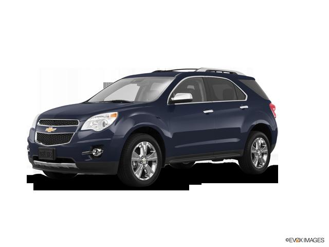 Used 2015 Chevrolet Equinox in Laramie, WY