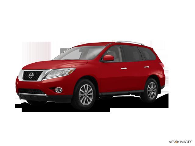 Used 2015 Nissan Pathfinder in Murray, UT