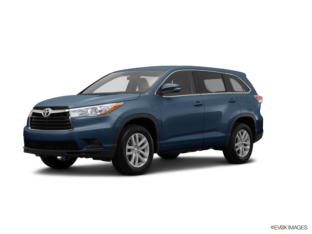 New 2015 Toyota Highlander in Fort Morgan, CO