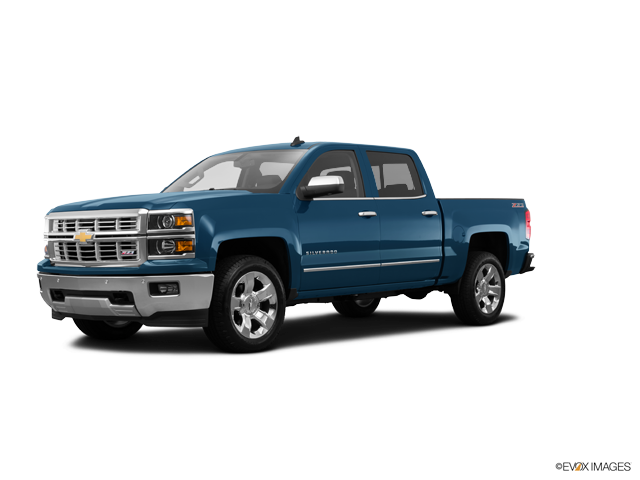 Used 2015 Chevrolet Silverado 1500 in Bastrop, TX
