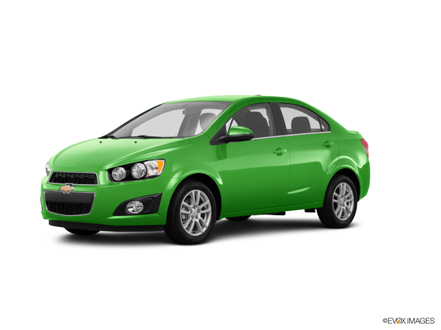 Used 2015 Chevrolet Sonic in Greenwood, IN