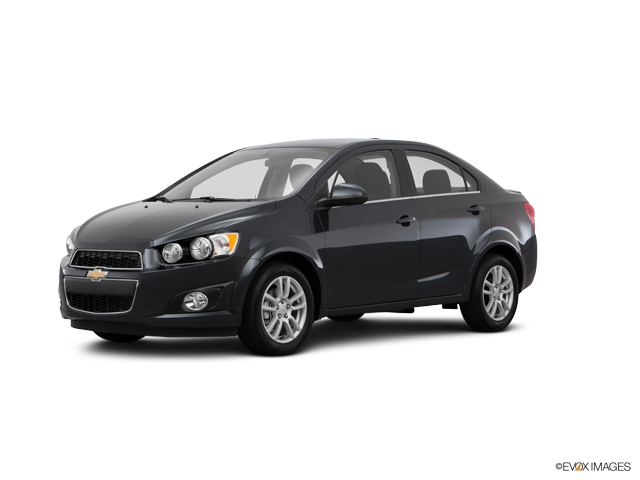 Used 2015 Chevrolet Sonic in Dothan & Enterprise, AL