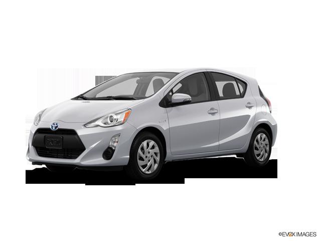 New 2015 Toyota Prius C in Fairfield, Vallejo, & San Jose, CA