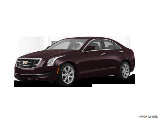 Used 2015 Cadillac ATS Sedan in Tulsa, OK