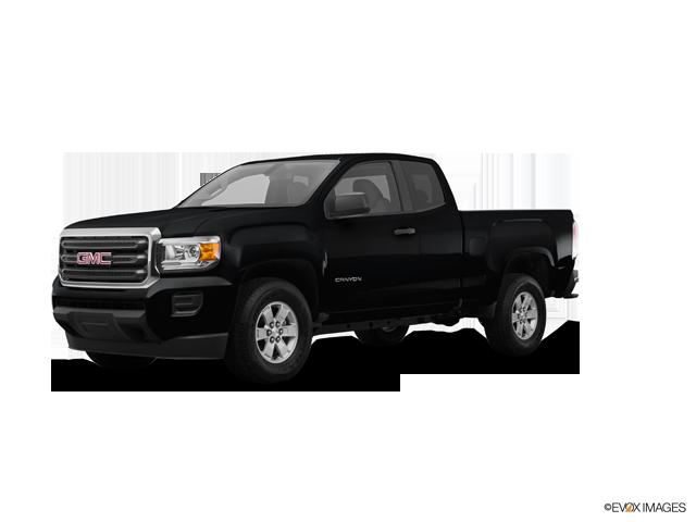 2015 GMC Canyon 2WD