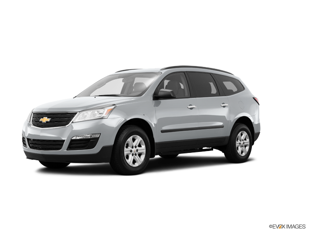 Used 2015 Chevrolet Traverse in Tulsa, OK