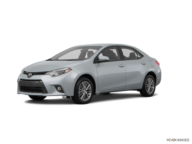 Used 2015 Toyota Corolla in Weatherford, TX