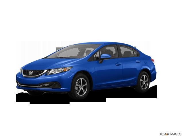 Used 2015 Honda Civic Sedan in Ocala, FL