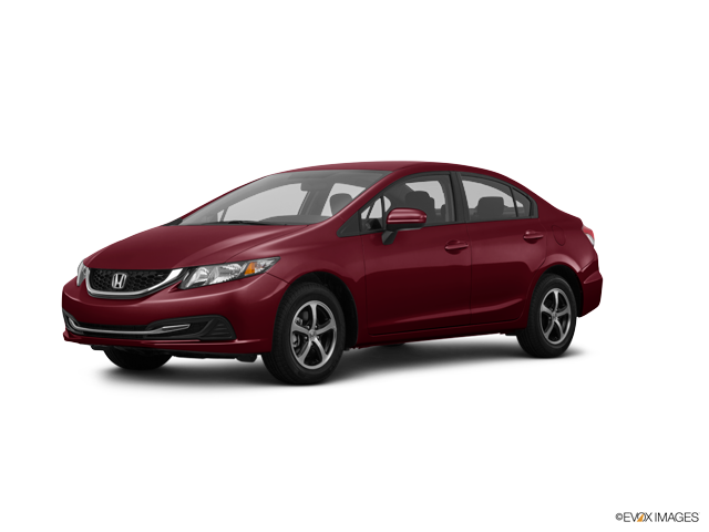 New 2015 Honda Civic Sedan in New Rochelle, NY