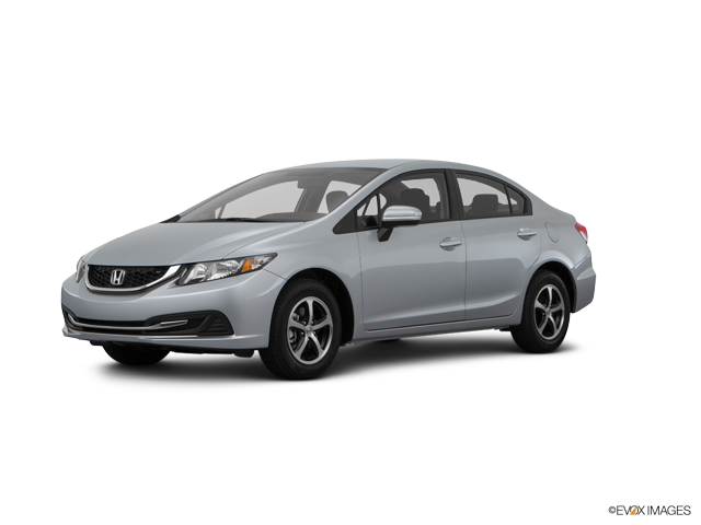 Used 2015 Honda Civic Sedan in Lafayette, LA
