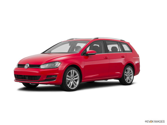 2015 Volkswagen Golf SportWagen TDI S