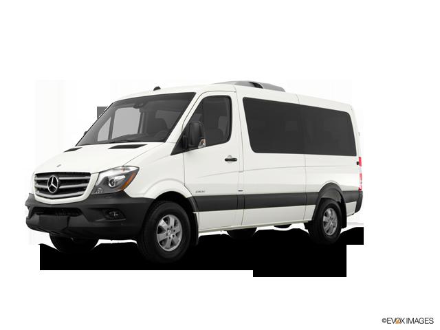 Used 2015 Mercedes-Benz Sprinter Passenger Vans in Hemet, CA