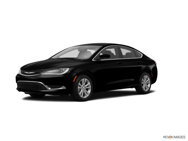 2015 Chrysler 200 Limited-FWD-Sunroof-Ht Seats-Ht Wheel