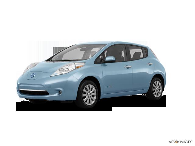 Used 2015 Nissan LEAF in North Salt Lake, UT