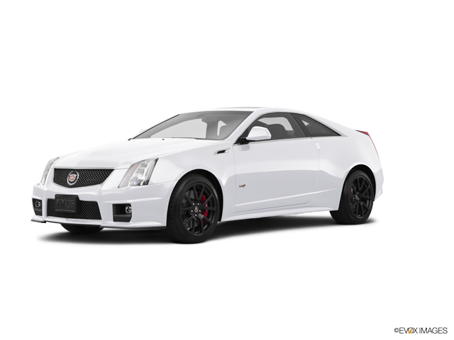 Used 2015 Cadillac CTS-V Coupe in Tampa, FL