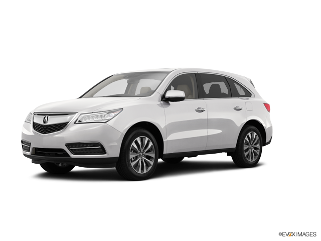Used 2015 Acura MDX in Wilmington, NC