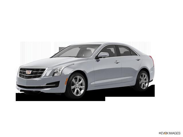 Used 2015 Cadillac ATS Sedan in Jackson, MS