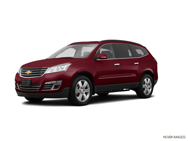 Used 2015 Chevrolet Traverse in Beckley, WV