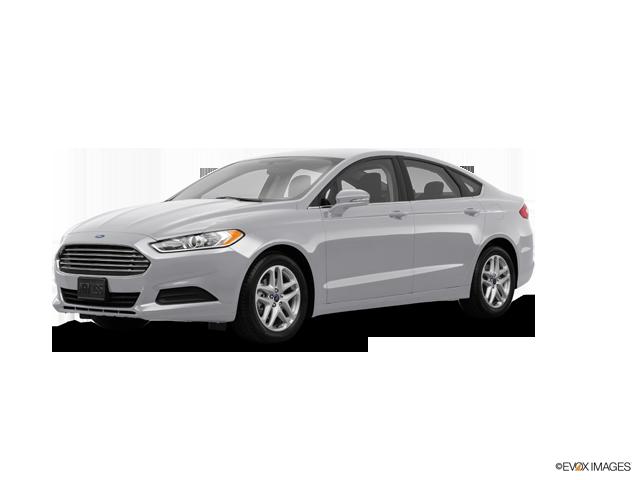 Used 2015 Ford Fusion in Harrisonburg, VA