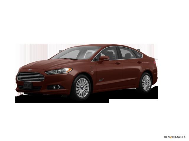 Used 2015 Ford Fusion Energi in Hemet, CA