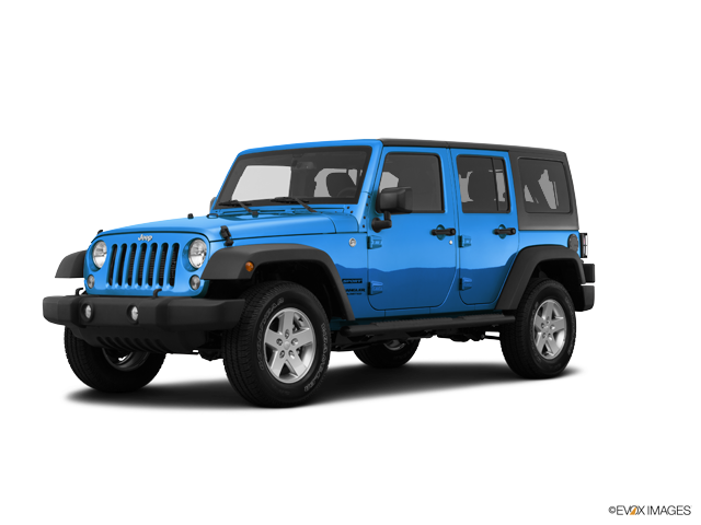 Used 2015 Jeep Wrangler Unlimited in Hazelwood, MO