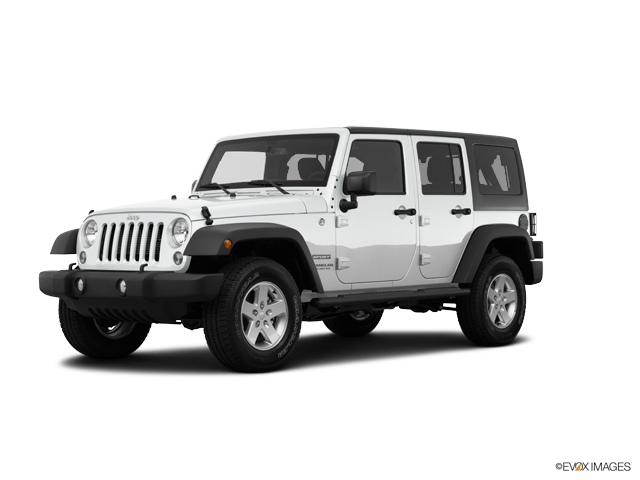 Used 2015 Jeep Wrangler Unlimited in Cape Girardeau, MO