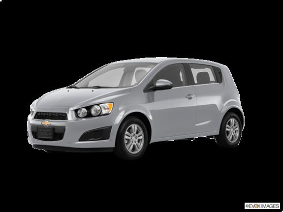 2015 Chevrolet Sonic RS