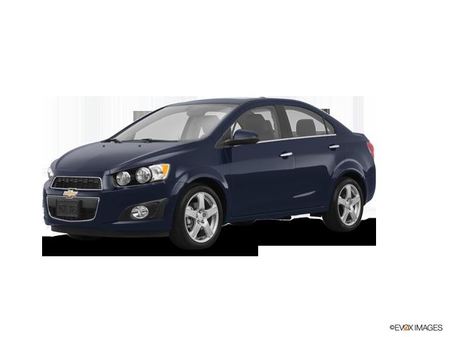 Used 2015 Chevrolet Sonic in Tulsa, OK