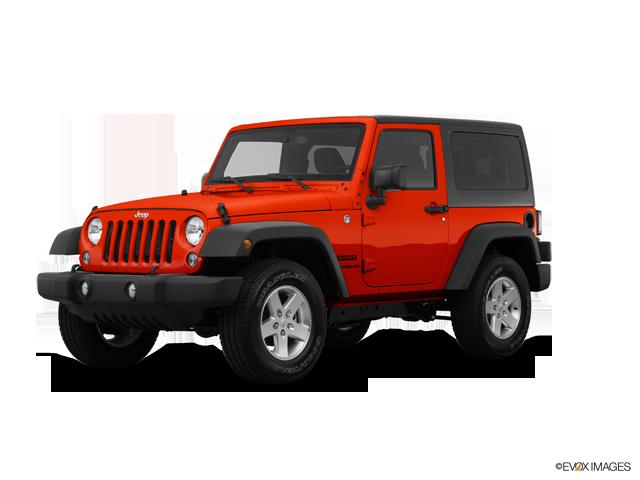 Used 2015 Jeep Wrangler in Johnson City, TN