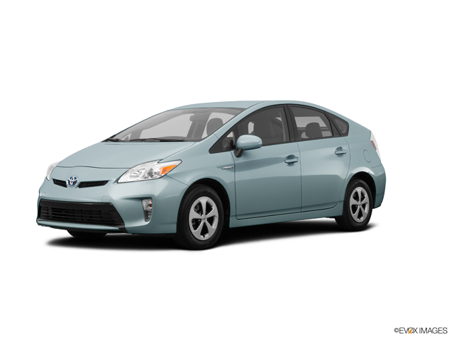 New 2015 Toyota Prius in Fairfield, Vallejo, & San Jose, CA