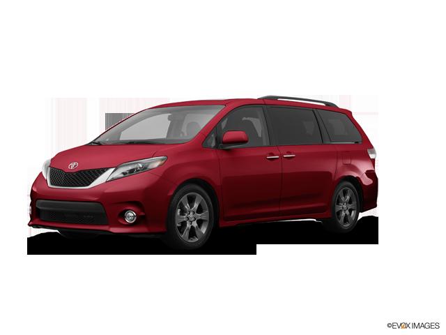 Used 2015 Toyota Sienna in Arlington, TX