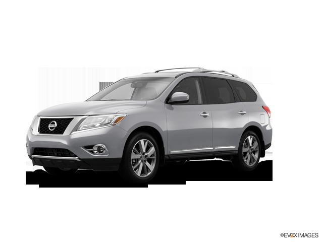 Used 2015 Nissan Pathfinder in Enterprise, AL