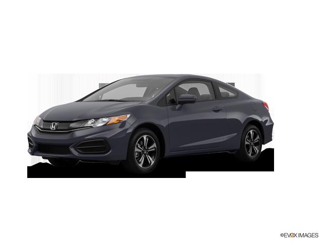 Used 2015 Honda Civic Sedan in Dallas, TX