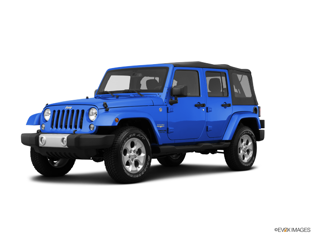 Used 2015 Jeep Wrangler Unlimited in Lakeland, FL