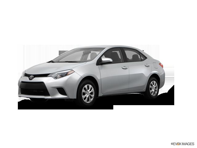 Used 2015 Toyota Corolla in Arlington, TX