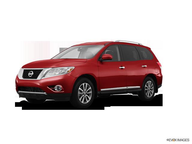 Used 2015 Nissan Pathfinder in Panama City, FL
