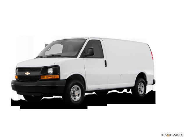 Used 2015 Chevrolet Express Cargo Van in Mobile, AL