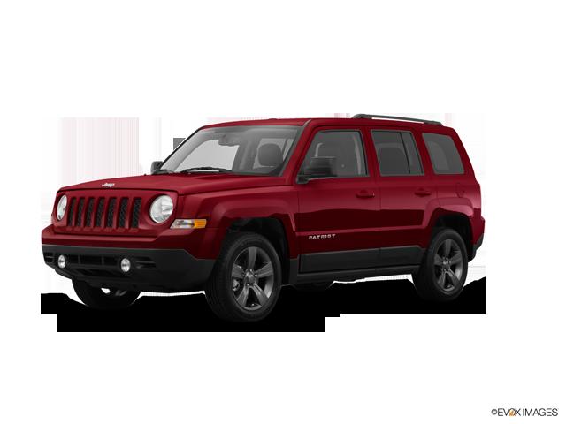Used 2015 Jeep Patriot in Gadsden, AL