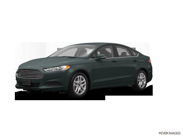Used 2016 Ford Fusion in Sedalia, MO