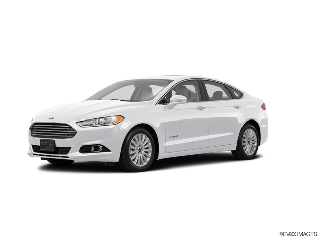Used 2016 Ford Fusion in Fort Payne, AL
