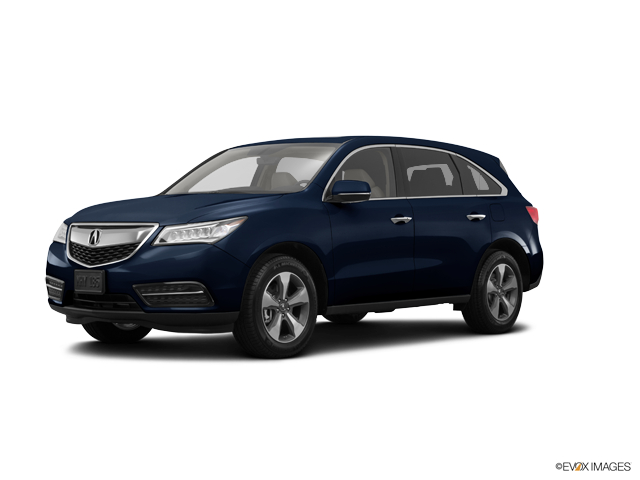 Used 2016 Acura MDX in Lakeland, FL