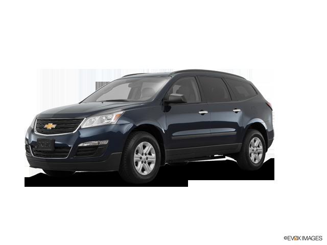 Used 2016 Chevrolet Traverse in Waycross, GA
