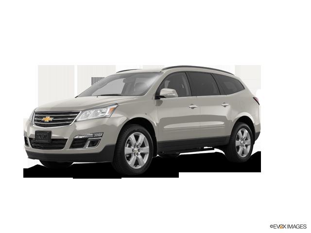 Used 2016 Chevrolet Traverse in Tulsa, OK