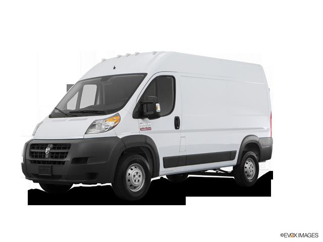 2016 Ram ProMaster Cargo Van Low Roof