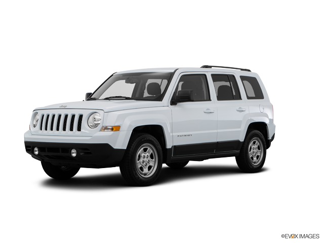 Used 2016 Jeep Patriot in Santa Rosa, CA