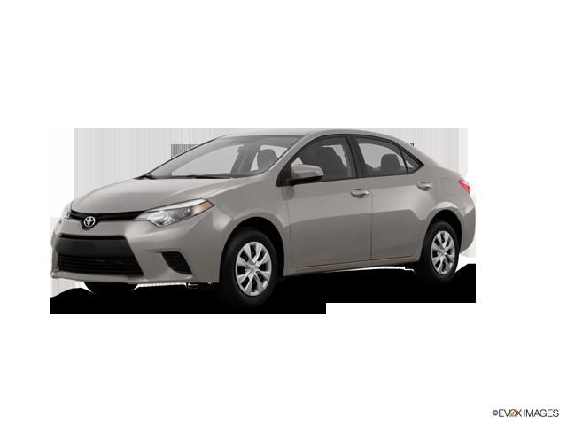 Used 2016 Toyota Corolla in Bastrop, TX