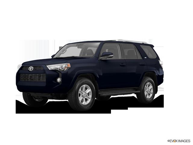 2016 Toyota 4Runner Trail Premium