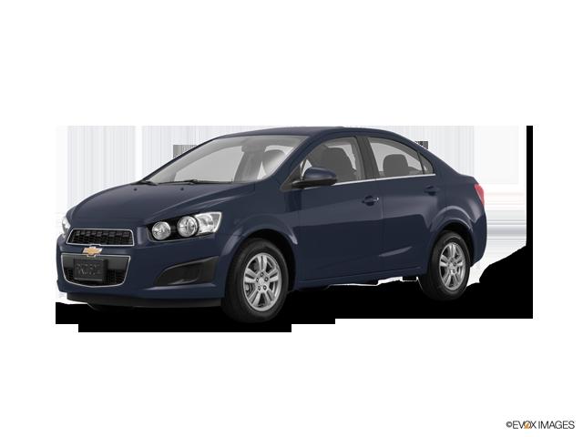Used 2016 Chevrolet Sonic in San Jose, CA